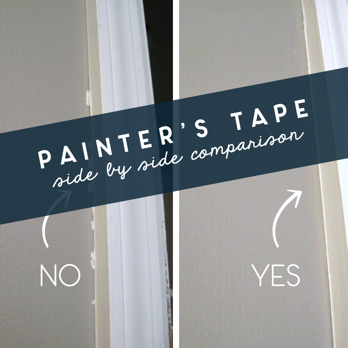 Frog Tape vs Blue Tape (Comparing Painter's Tapes)