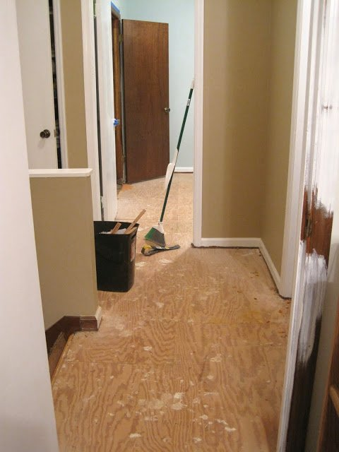 How To Remove Nasty Old Carpet Ugly Duckling House
