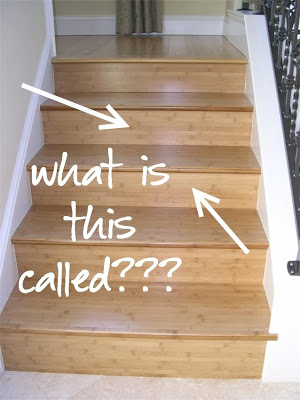 Lingo Lesson: Stair Terminology