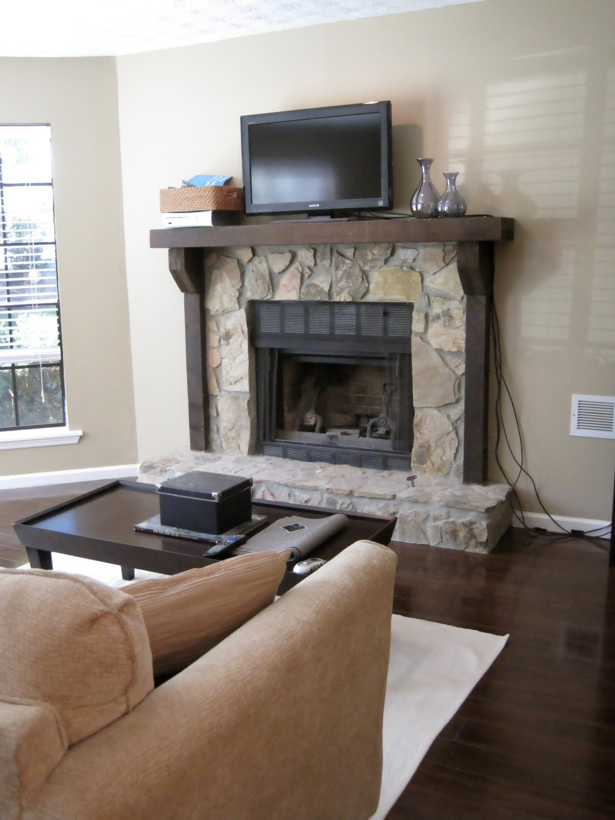 Flooring Reveal – Living and Dining Rooms