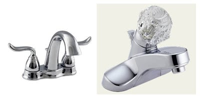Lingo Lesson Selecting A Faucet The Ugly Duckling House