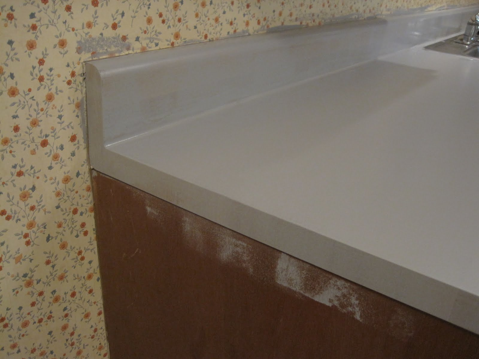 painting kitchen countertops