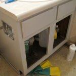 rustoleum cabinet paint