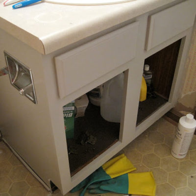 Rustoleum Cabinet Paint Tutorial
