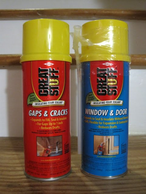 GREAT STUFF™ Foam Sealant Product Review • Ugly Duckling House