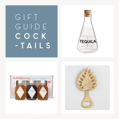 Gift Ideas for Cocktail Connoisseurs