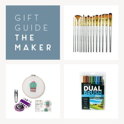 Gifts for DIYers… to Make Their Own Gift!