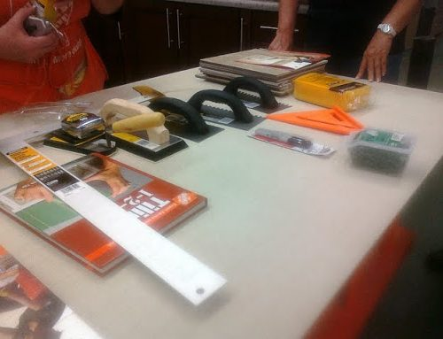 Home Depot Do-It-Herself Workshop