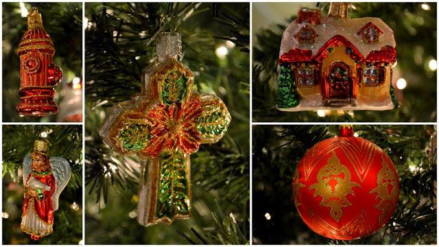 Ornaments, Christmas 2011