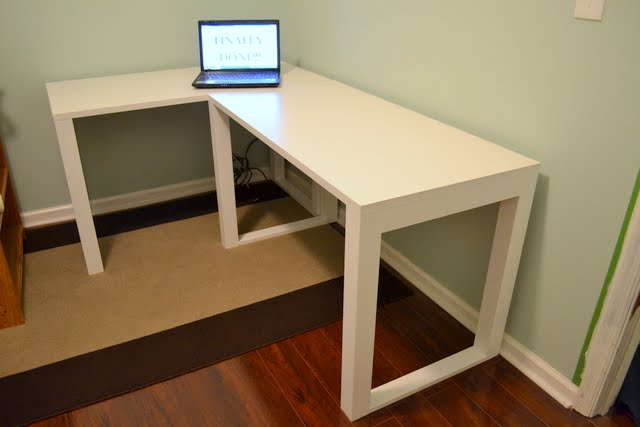 easy diy craft desk the ugly duckling house