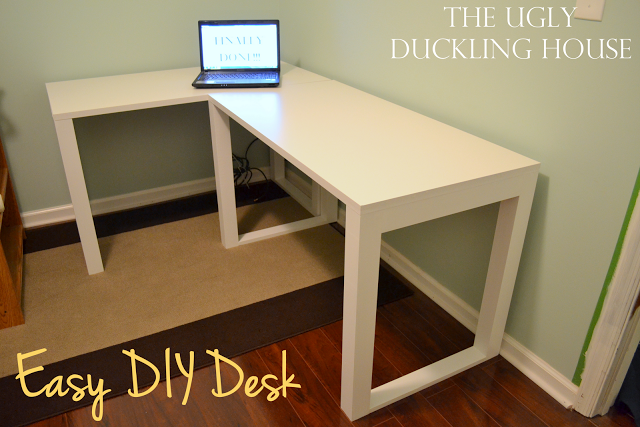 Good Easy Diy Craft Desk