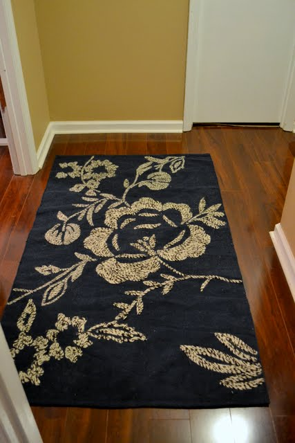 Shelf Liner Turned Anti-Slip Rug Pad