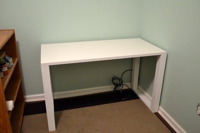 Craft Desk (Partial) Reveal