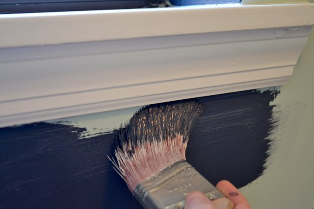 how to paint straight lines without painter 39 s tape the