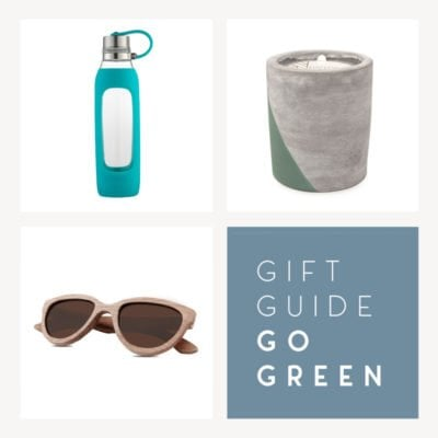 Go Green with Gifts for Sustainable Living