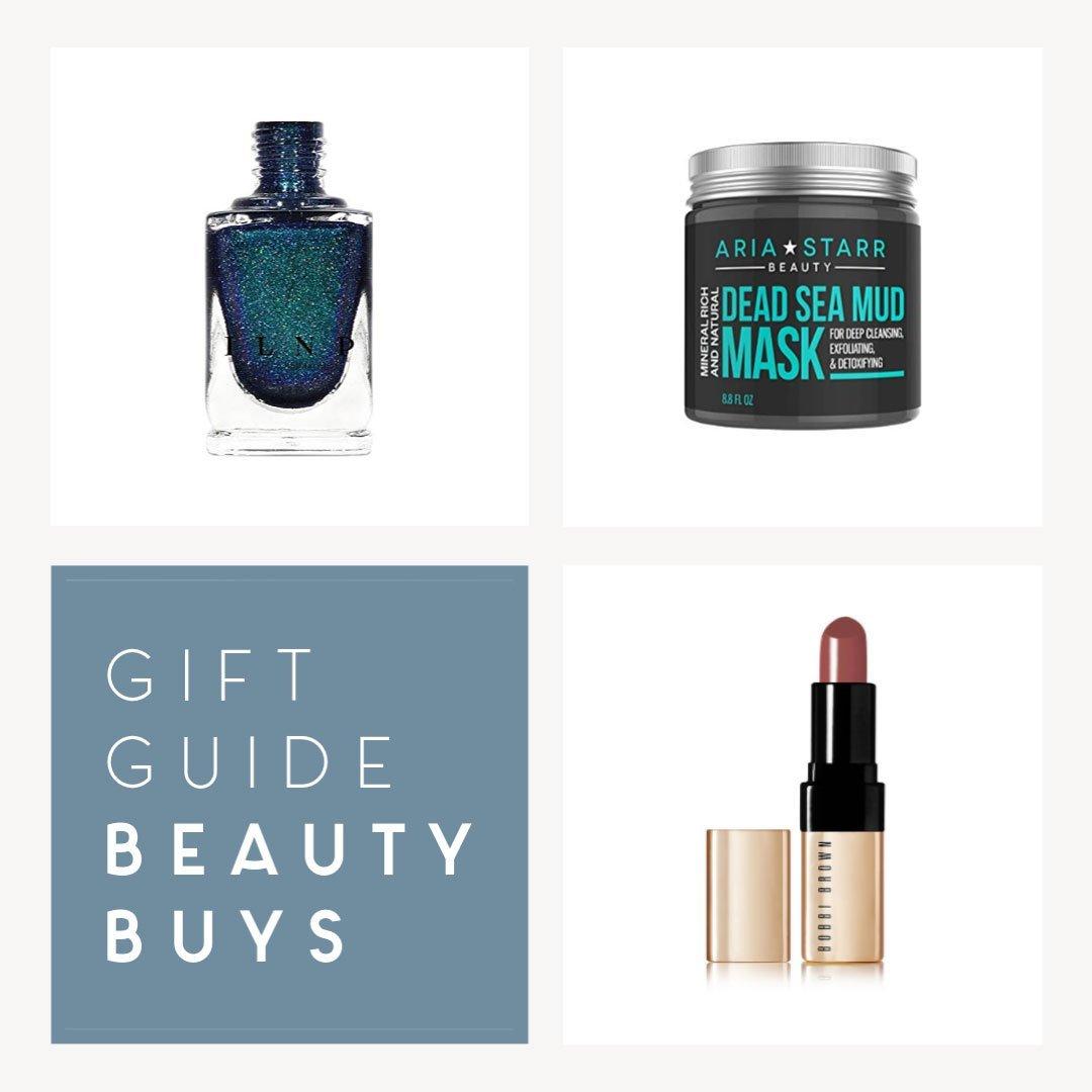 Gift Ideas: Inside A DIYer's Makeup Bag