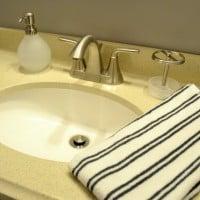 guest bath reveal