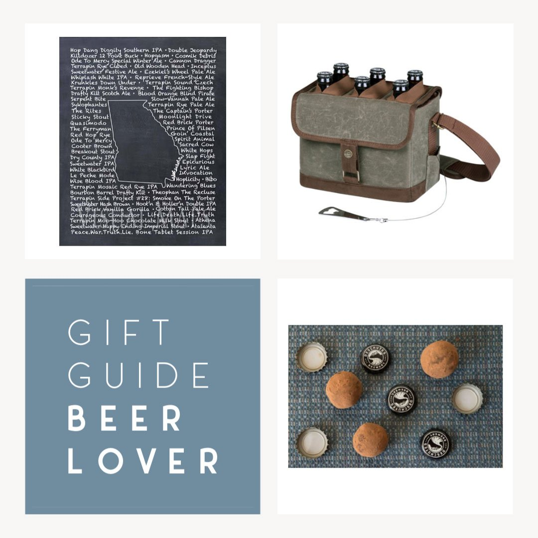 25 Great Gift Ideas for the Craft Beer Lover