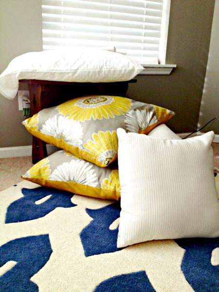 Master Bedroom Turns Master Suite