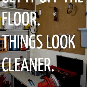 My Favorite Organizing Tip
