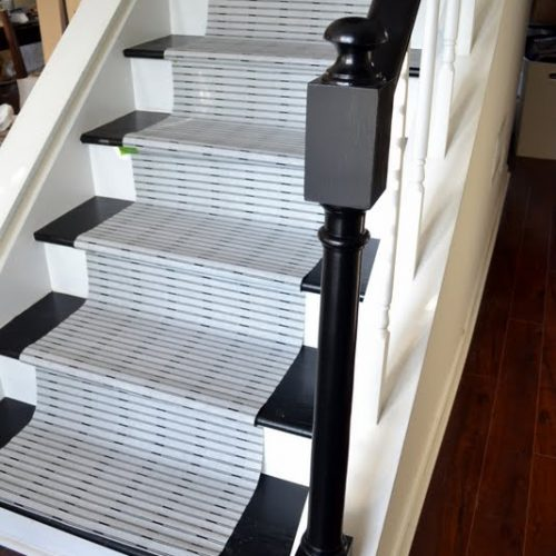 Staircase Update No. 374: Runner Me This
