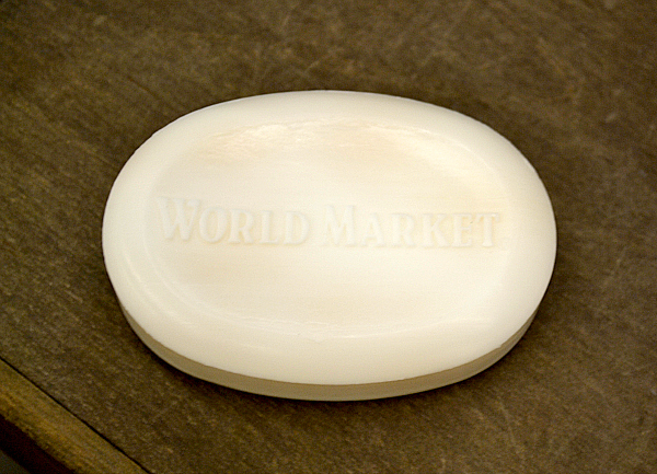World Market soap