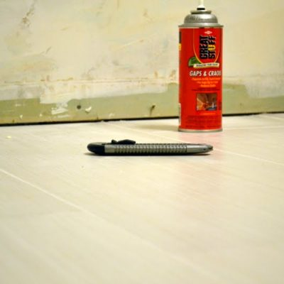 GREAT STUFF Foam Sealant Review & Giveaway