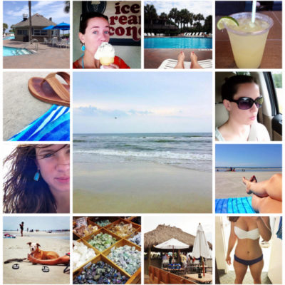 Back from the beach, and the #suityourself challenge