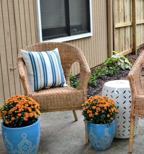 The Backyard Makeover: Before and After