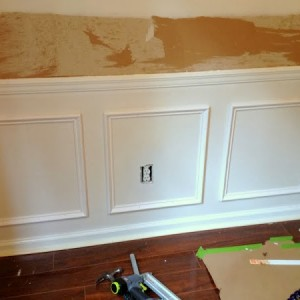 Puttin' On The Ritz (Picture Frame Molding!)