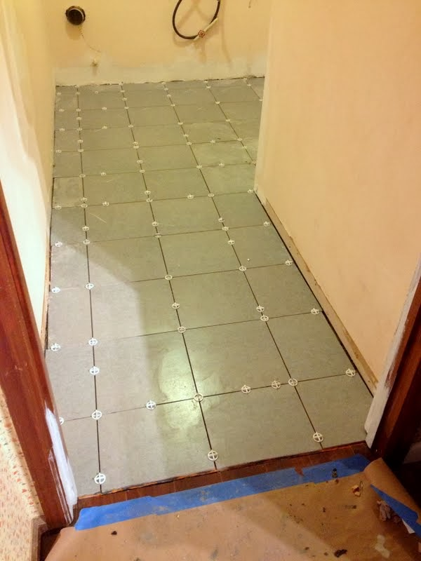 laundry room floor tile