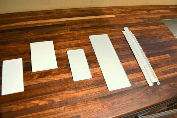 Choosing the Kitchen Backsplash Tile