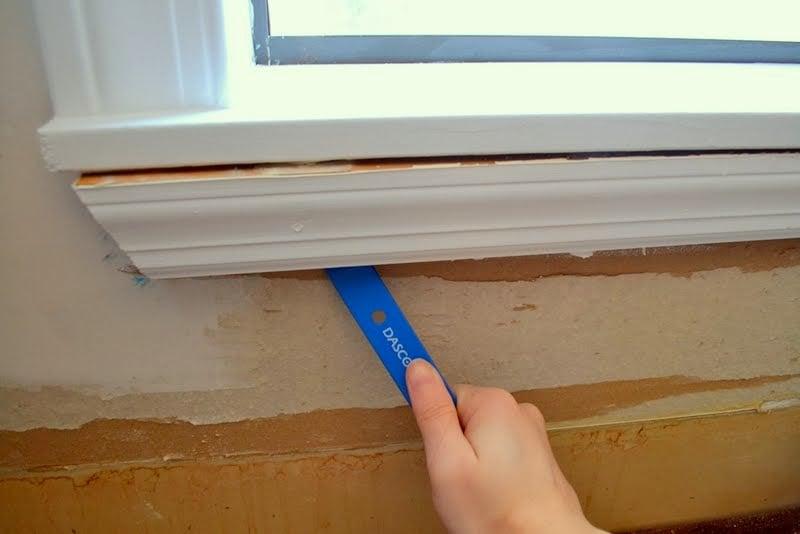How To Prep Kitchen Walls For A Tile Backsplash Ugly