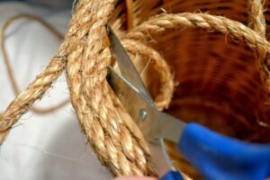 basket rope