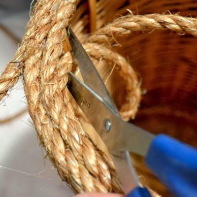 Adventures in Basketweaving