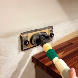 How to Prep Kitchen Walls for a Tile Backsplash