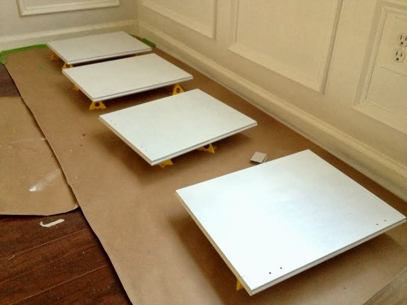 Dueling DIY: All the White Moves
