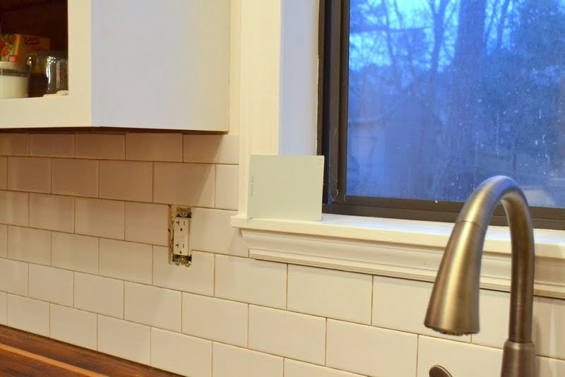 Kitchen Details The Window Ledge Ugly Duckling House