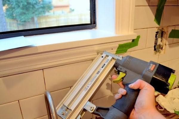 Kitchen Details: The Window Ledge