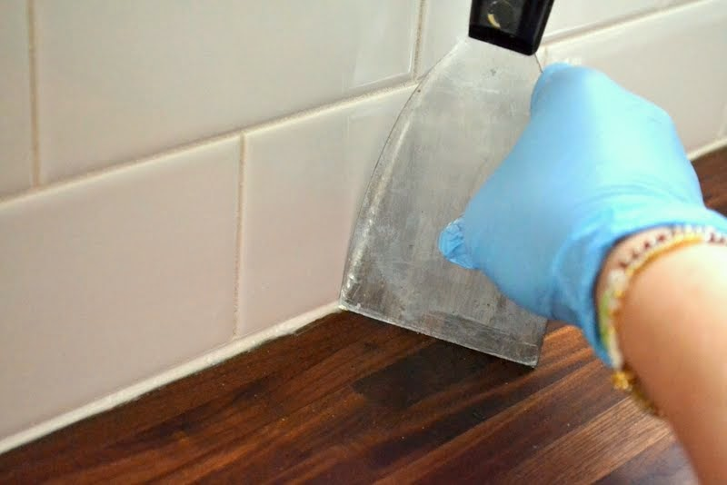 How to Protect Butcher Block Counters During Projects • Ugly ...