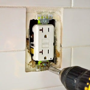 How to Extend & Fix a Wobbly Outlet
