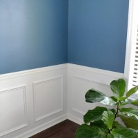 Olympic Smoke Blue dining room