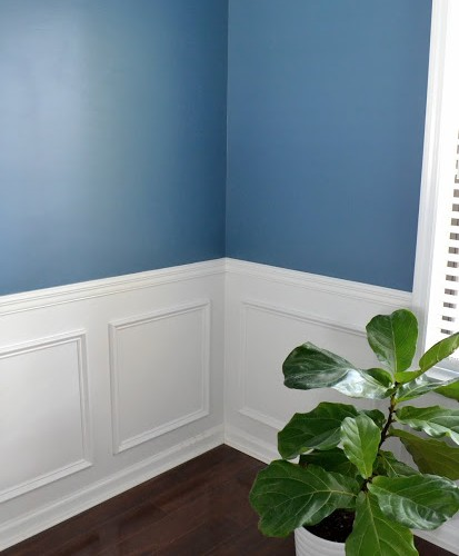 Dining Room: Paint!