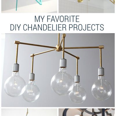 Reader remarks six diy chandelier projects
