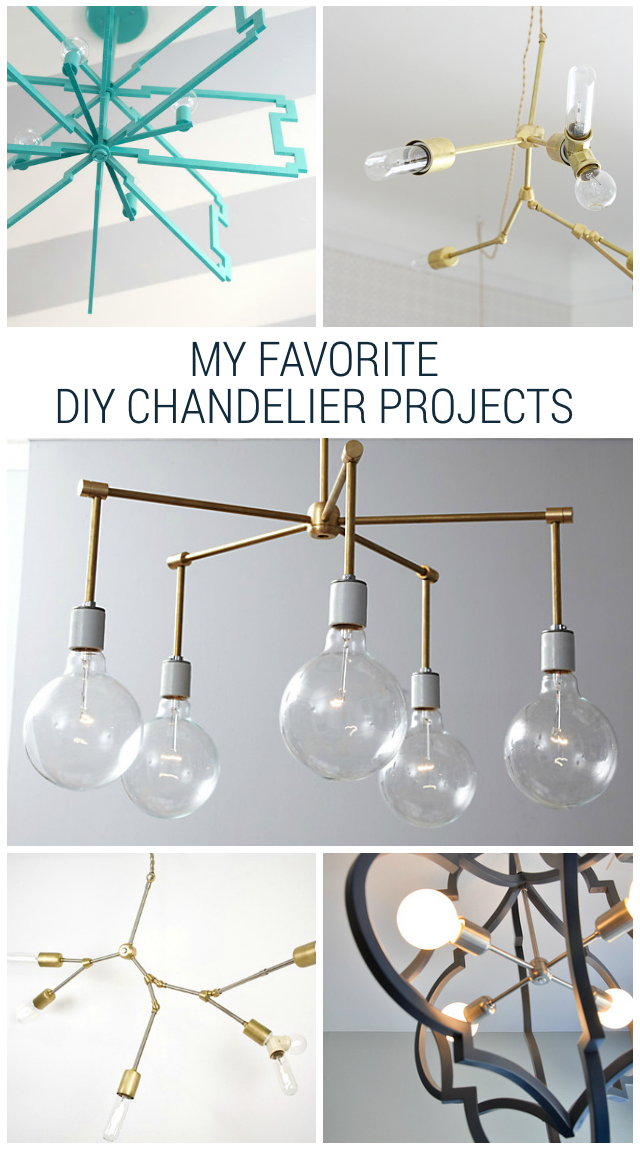 Reader Remarks: Six DIY Chandelier Projects