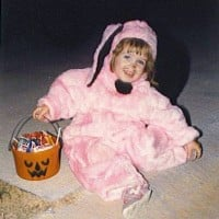 sarah pink bunny