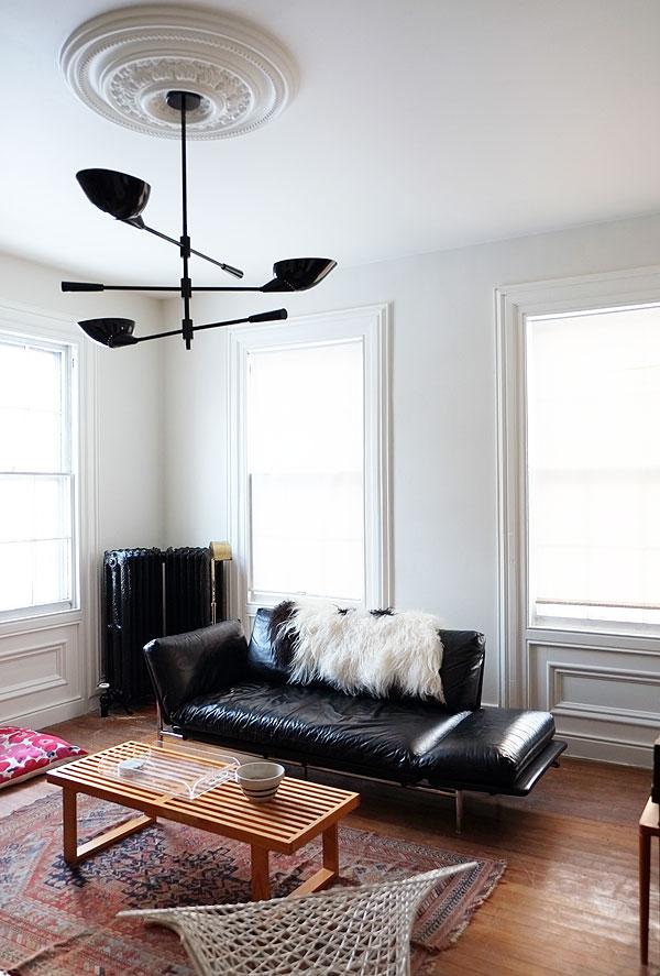 Manhattan Nest Living Room