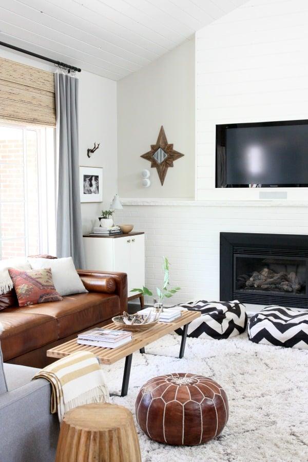 House*Tweaking Living Room