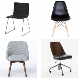 On the Hunt for a Stylish Office Chair (on a Budget)