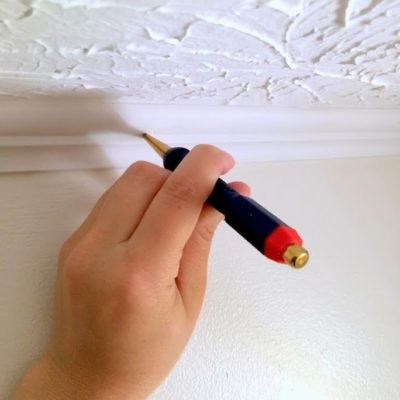 Completed: Imperfect Crown Molding (& A Tool To Share)